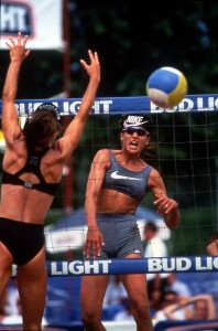 Gabby reece volleyball nike